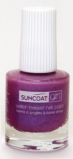 Princess Purple Natural Nail Polish
