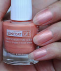 Delicious Peach Natural Nail Polish