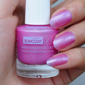 Forever Fuchsia Natural Nail Polish