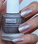 Starlight Silver Natural Nail Polish